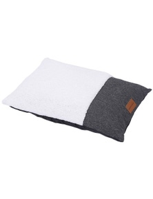 PawsClaws Large Primo Pillow BedCharcoal