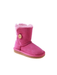 Ozwear UGG Kids Ugg Button Boots