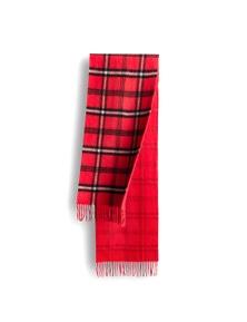 Ozwear UGG 100% Australian Merino Wool Reversible Scarf