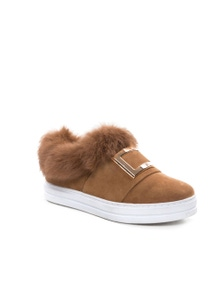 Ozwear UGG Tame Shearling Sneakers