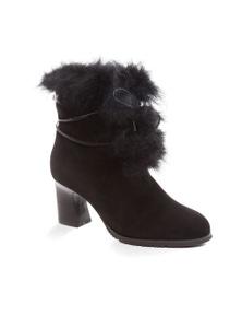 Ozwear UGG Leah Fur Lined Heel