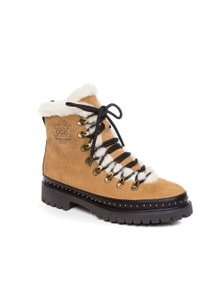 Ozwear UGG Womens Eileen Lace Up Boots