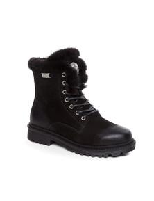 Ozwear UGG Brynn Mens Fur Trimming Boots