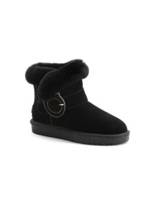 Ozwear UGG Womens Kitty Bucle Boots