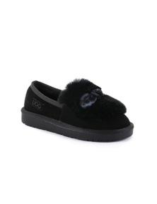Ozwear UGG Hannah Bow Fur Loafer