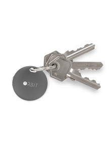 Orbit Key Finder - Gun Metal