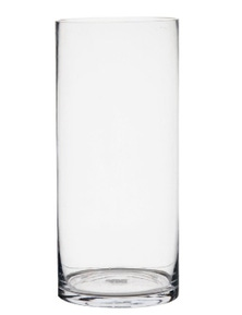 Sherwood Cylindrical Vase - 40hx18w