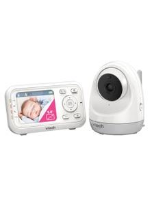 Vtech PanTilt Full Colour VideoAudio Baby Monitor