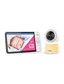 """Vtech 7"""" Smart Wi-Fi HD Video Baby Monitor"""