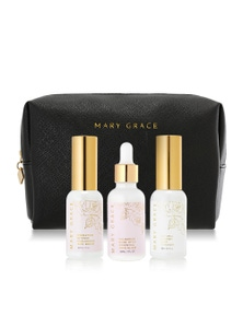 Mary Grace Skin Essentials Trio + Free Darling Pouch