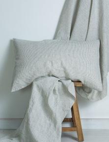MHome Bed Linen Range Pillowcase Standard 2PK