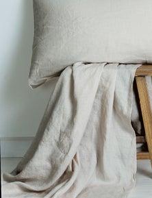 MHome Bed Linen Range Flat Sheet Standard