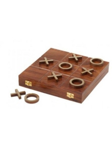 Amalfi 30Cm Noughts And Crosses Game
