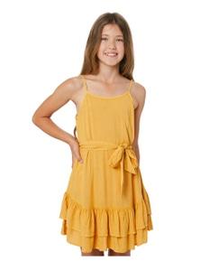 Eves Sister Girls Supple Wash Dress - Teens