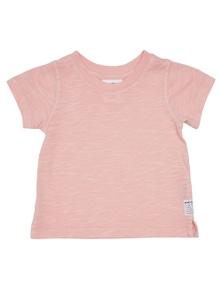 Eves Sister Girls Staple Short Sleeve Tee  - Kids Crew Neck Short Sleeve Cotton