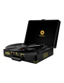 mbeat Woodstock Retro Turntable Player