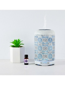 Activiva Metal Essential Oil and Aroma Diffuser
