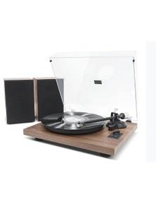 mbeat PT-28 HiFi Turntable W-Speakers & Bluetooth Streaming