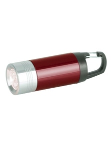 TechBrands Mini Water Resistant Torch Lantern Style Lamp