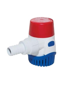 TechBrands Boat Bilge Pump (Rule 20DA 800GPH 12V)