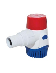 TechBrands Boat Bilge Pump (Rule 25DA 1100GPH 12V)