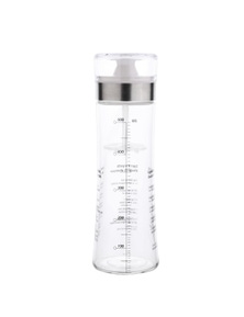 Gourmet Kitchen 500ml Salad Dressing Shaker with Measurments