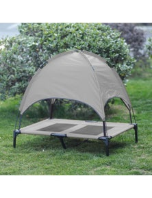 Charlie's Pet Elevated Bed with Tent