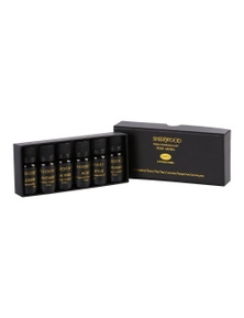Sherwood Home Diffuser Aromatherapy Essential Oil 6 Pack for Diffuser and Humidifier X 10ml