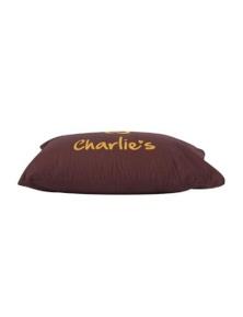 Charlie's Pet Big Charlie Print Pillowcase Cover