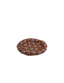 Charlie's Pet Summer PAWTTON Print Cooling Round Bed
