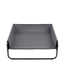 Charlie's Pet High Walled Outdoor Trampoline Pet Bed Cot