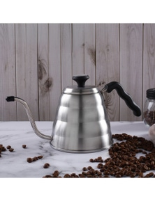 Sherwood Home Filter Brew V60 Pour Over Coffee Kettle with Thermometer