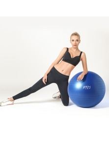 Zen Flex Fitness PVC Yoga Exercise Ball