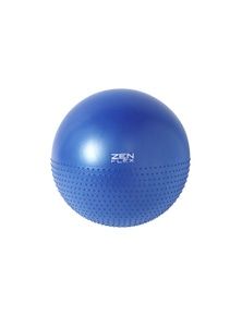 Zen Flex Fitness Gentle Massage Yoga Ball