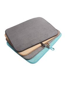 Gourmet Kitchen 4 Pack Microfibre Dish Drying Mat