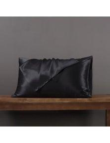 Natural Home Luxe Mulberry Silk Pillowcase 25 Momme Standard Pillowcase 48 x 73cm