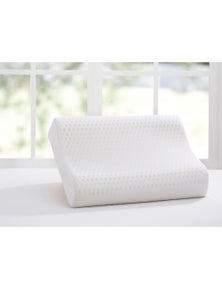 Dreamaker 100% Natural Contoured Pincore Latex Pillow