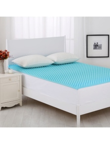 Dreamaker Gel Infused Convoluted Memory Foam Underlay