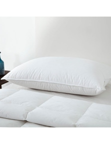 Dreamaker Luxury 50/50 Duck Down & Feather Pillow