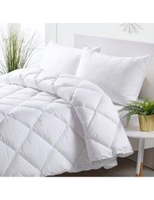 Dreamaker Repreve 450GSM Quilt - King Single Bed