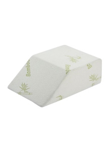 Dreamaker Bamboo Covered Foam Multi Purpose Wedge Pillow