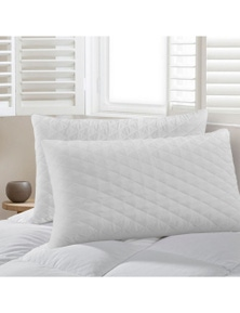 Dreamaker Premium Quilted Crumb Latex Pillow