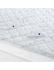 Dreamaker Bamboo Quilted Electric Blanket