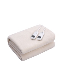 Dreamaker Fleece Top Multizone Electric Blanket