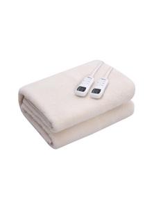 Dreamaker Fleece Top Multizone Electric Blanket