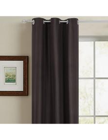 Home Living Natural Blockout Curtains Metal Eyelet Shades Blackout Curtain Lexinton