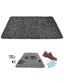 Super Clean Microfiber Non Slip Step Mat Doormat