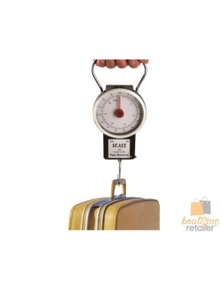32kg BAGGAGE SCALE with Tape Measure Luggage Travel Portable Light Accurate New