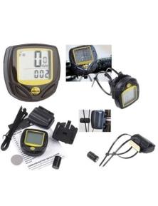 BICYCLE COMPUTER Waterproof Wireless LCD Speedometer Odometer Bike Digital New