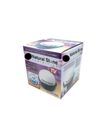 Natural Aqua Stone Ball Humidifier Ceramic Air Purifier Pure Moisture Eco New